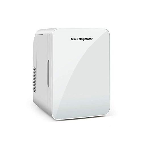 Réfrigérateur portable / mini congélateur / petit réfrigérateur de voiture - 12L-55W, refroidissement rapide, économie d'énergie et muet, conversion de refroidissement et de chauffage, trois étages i