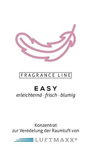 LUFTMAXX EASY Duftstoff für Lufterfrischer Water Klima 500 ml Ball erleichternd-frisch-blumig