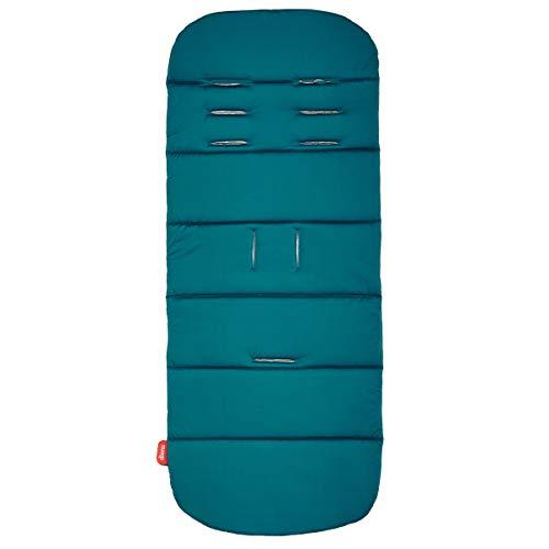 Diono - Forro reversible para cochecitos, color azul turquesa