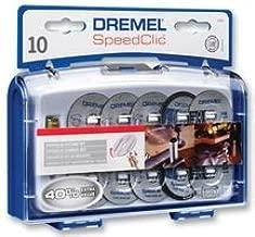 Dremel 2615S690JA Juego de accesorios EZ SpeedClic (SC690)