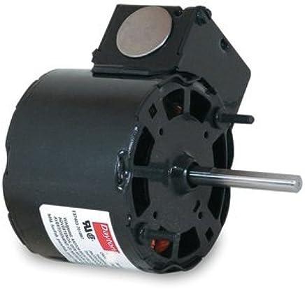 Dayton 3M777 HVAC Motor, 1/30 hp, 3000 RPM, 115V: Electric