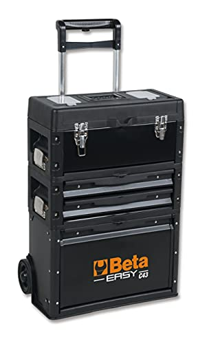 Beta C43 – Trolley porta herramientas de 3 módulos apilables – 1 pieza