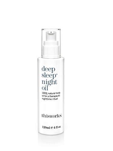 This Works Deep Sleep Night oil 120ml