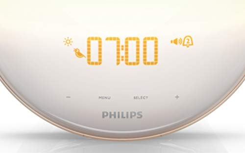 Philips Wake-Up Light HF3520 Alarm Clock