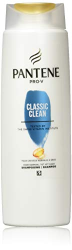 Pantene Shampooing Classic Clean - Pack de 6