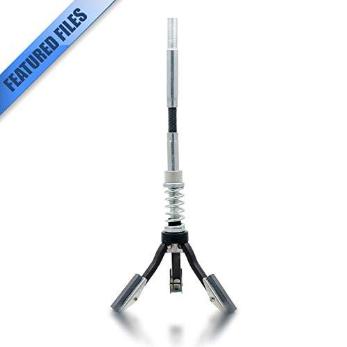 Maso réglable Cylindre HONE Deglazer, voiture de frein moteur Cylindre HONE pierres Manche Flexible 19 mm à 64 mm aiguisage Tension