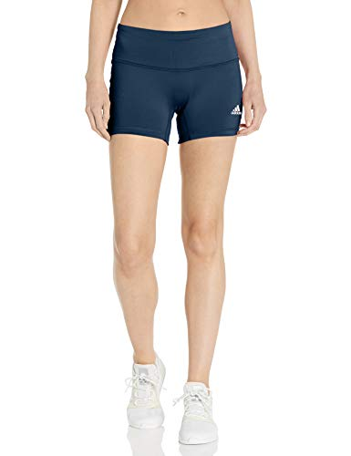 adidas Women's 4' Short Tights, Collegiate Navy, Medium
