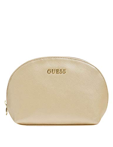 Guess Ariane Dome Pouch Gold