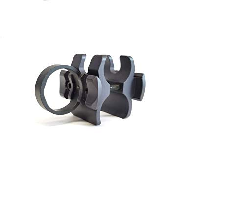 CDM Gear ROC-12R Low Profile Light Mount with Built-In Tac Flashlight Ring