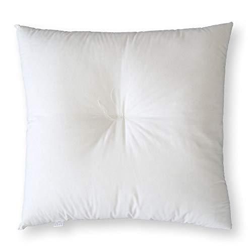 fabrizm 日本製 綿わた100% 0.6kg入り 座布団ヌード 45角 45×45cm 1028