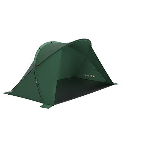 Husky, Zelt für Strand Blum 4, Grün