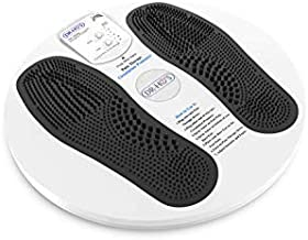 DR-HO`S Circulation Promoter Basic Package - TENS Machine, EMS and AMP with 1 Year Warranty - Improves Circulation and Alleviates Feet and Leg Pain - FDA Approved Over The Counter Stimulator