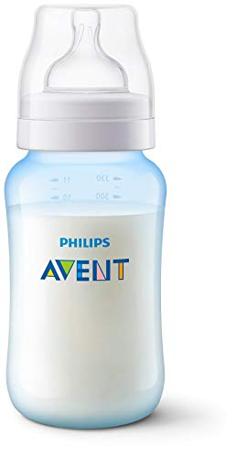 Mamadeira Anti-Colic Azul 330Ml, Philips Avent, Azul