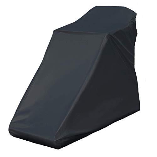 AGVER Laufbandabdeckung Oxford Cloth Running Machine Cover Home Gym Laufbandabdeckungen Perfekt Für Den Ganzjährigen Einsatz 200 * 95 * 150 cm