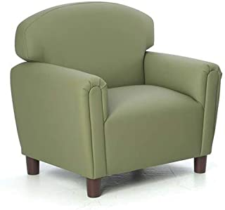 Brand New World Furniture FP2S200 Brand New World Preschool Enviro-Child Upholstery Chair, Sage