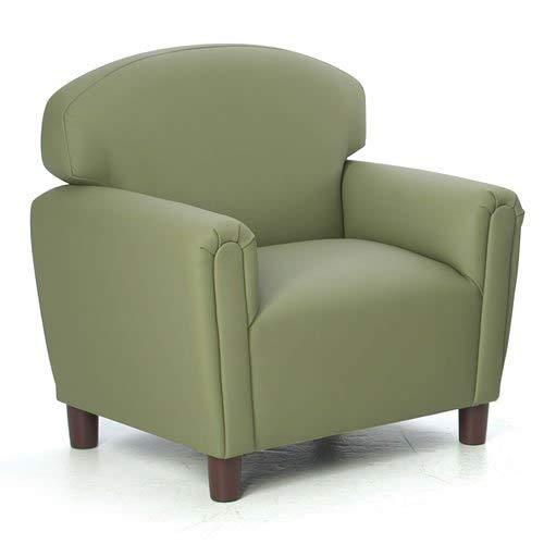 Brand New World Furniture FP2S200 Brand New World Preschool Enviro-Child Upholstery Chair, Sage