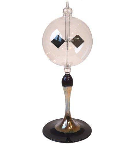 Lichtmühle Solar Radiometer mit Metalloxyde 90 mm