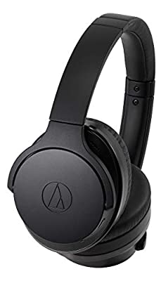 Audio-Technica ATH-ANC900BT QuietPoint Wireless In-Ear Active Noise-Cancelling Headphones