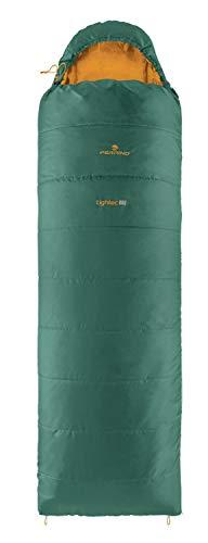 Ferrino Lightec 950 SSQ Sac de Couchage Unisexe pour Adulte, Vert, Taille Unique