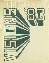 (Custom Reprint) Yearbook: 1983 Long Branch High School - Green Wave Yearbook (Long Branch, NJ)