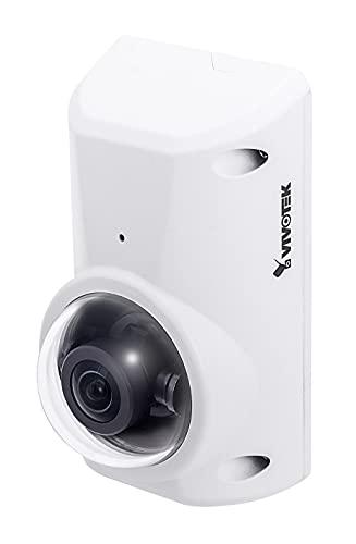 VIVOTEK C-SERIE CC9380-HV - Telecamera IP Compact-Cube 5 MP, per esterni