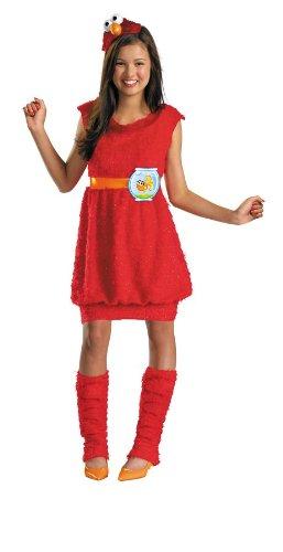 Halloween FX Disfraz de Elmo Grande (10-12)
