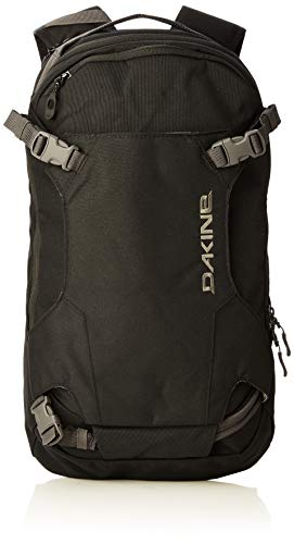 Dakine Heli Pack 12l Packs&bags, Uomo, Black, One Size