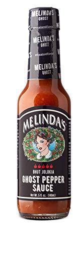 Melindas Hot Sauce Ghost Pepper, 5 oz - PACK OF 3