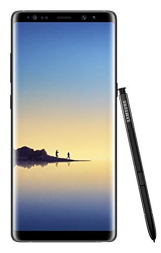 Samsung Galaxy Note 8 (N950F) - 64 GB - Schwarz (Generalüberholt)