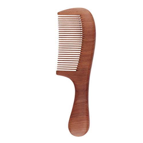 Sharplace Peigne de Massage Appareils de coiffure Pour Cheveux Raides Ondulés - Dent fine