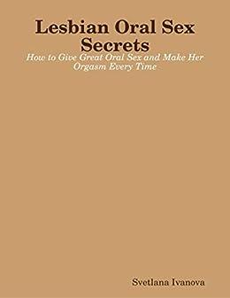 How to make a woman orgasm through oral sex