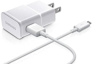Samsung Charge Adapter with 5 Ft USB Sync Charging Cable...