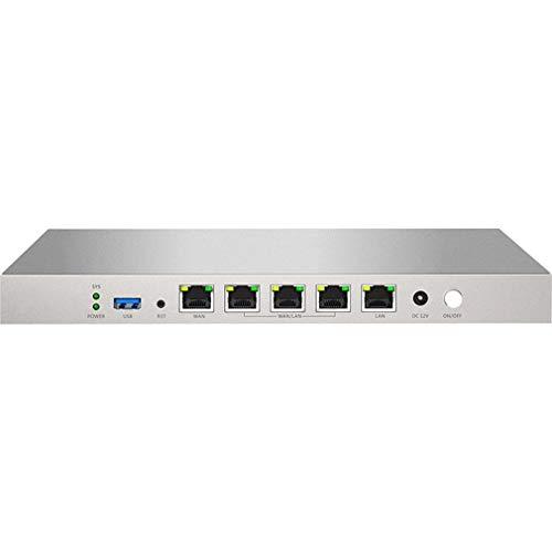 Router ac50 Gigabit Business Gateway Router con balanceo de Carga de Roaming ininterrumpido Gris Plateado