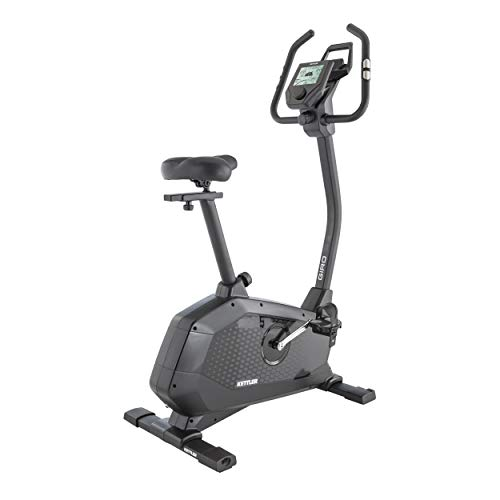 Kettler Giro S3 Upright Bike Exercise Bike with Magnetic Resistance System and Programmable Computer