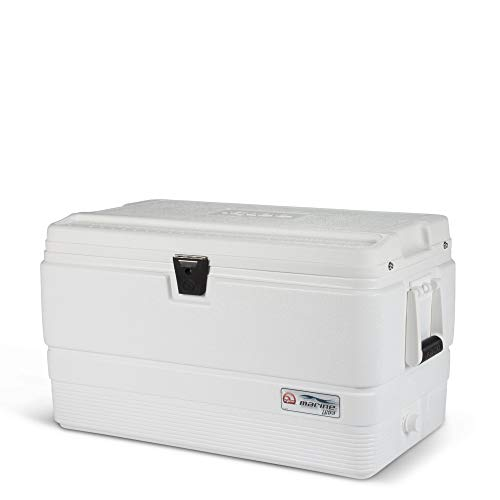 Igloo Marine Ultra Cooler (White, 72-Quart)