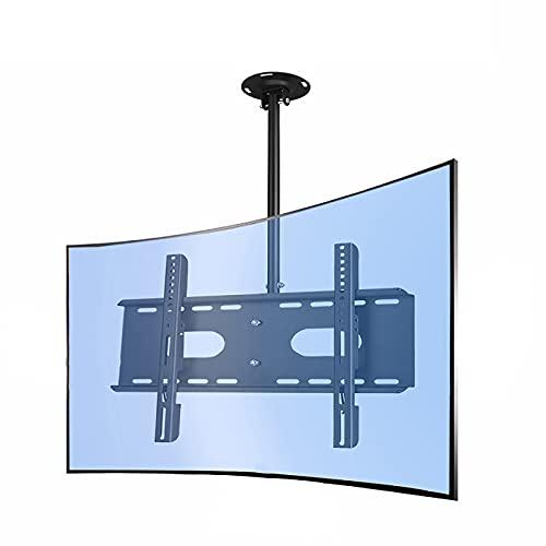 Soporte para TV De Techo, Soporte Giratorio De Inclinación Ajustable para TV, Se Adapta A La Mayoría De Televisores Curvos Y De Pantalla Plana LCD De 32-70 Pulgadas, MAX VESA 600x400mm (Size : 1m)