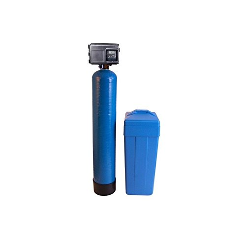 Iron Pro 48K Combination Water Softener & Iron Filter with Fleck 2510SXT Digital Metered Valve -...
