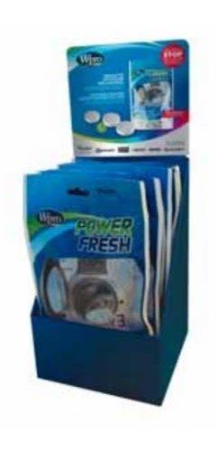 Whirlpool DAFR008 PowerFresh Pastiglie Sgrassanti e Igienizzanti