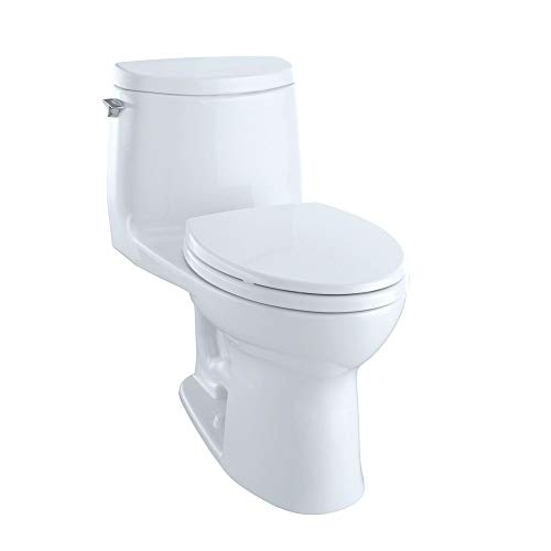 Toto MS604114CUFG#01 One-Piece Toilet