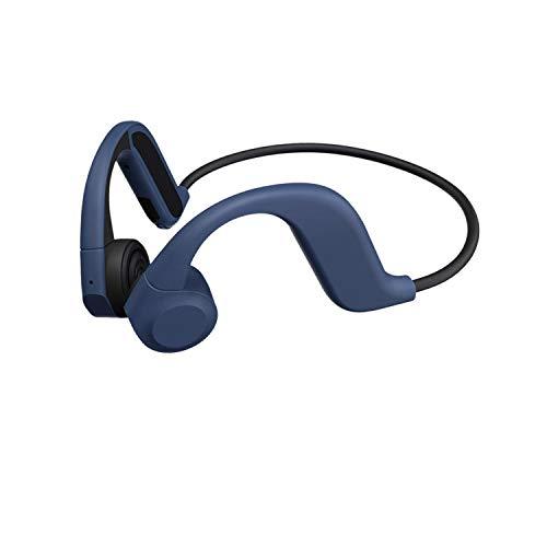 Auriculares de conducción ósea Blueooth, 8G MP3 Player Auriculares de conducción ósea IP55...