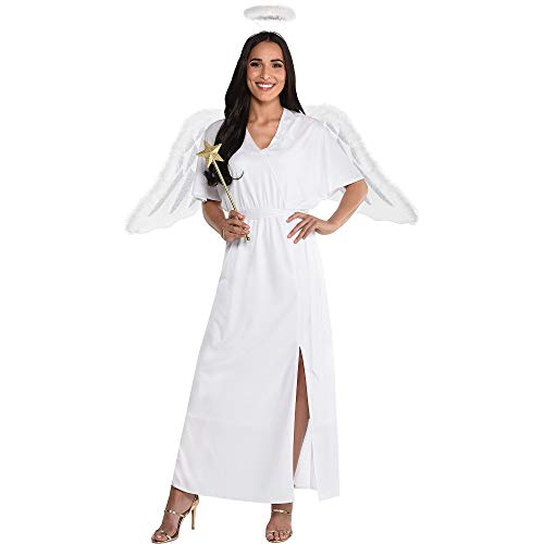 Angel Halloween Costume for Women,