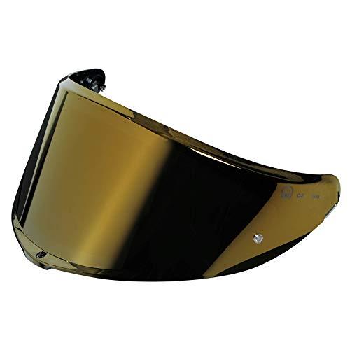 AGV Visor K6 MPLK Iridium Gold