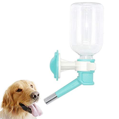 Wasserflasche zum Aufhängen für Hunde und Katzen,Wasserflaschen, installieren im Käfig oder in der Kiste, automatischer Wasserspender, geeignet für Hunde, Katzen, Kaninchen, Hamster