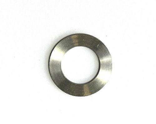 Anello Riduttore 16 x 13 x 1,4mm Zigrinato, Passo H7