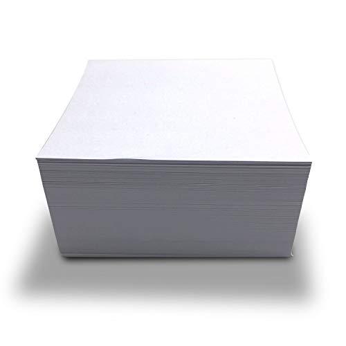 younikat Ersatzpapier für langanhaltenden Projektor Zeichenspaß - quadratisch I Papier-Zuschnitte zum Nachfüllen I 500 Blatt I dv_428
