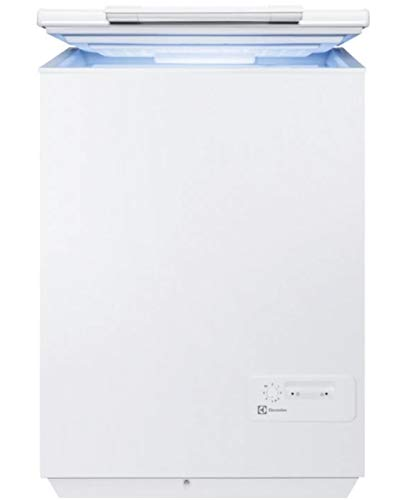 ELECTROLUX Congelatore Orizzontale EC1500AOW1 Classe A+ Capacità Lorda/Netta 142/140 Litri Litri Colore Bianco
