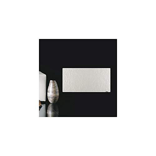 Radiateur électrique à inertie Valderoma 2000W ardoise blanche