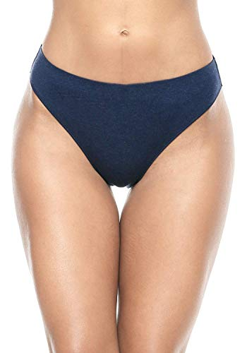 ATTRACO-Womens-Cotton-Underwear-Lace-Hipster-Panties-Stretch-Bikini-Panty-Thongs