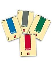Pigna Styl 02156271R spiraalblok, 10 stuks, A5