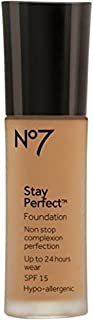No7 Stay Perfect Foundation Soft Rose
